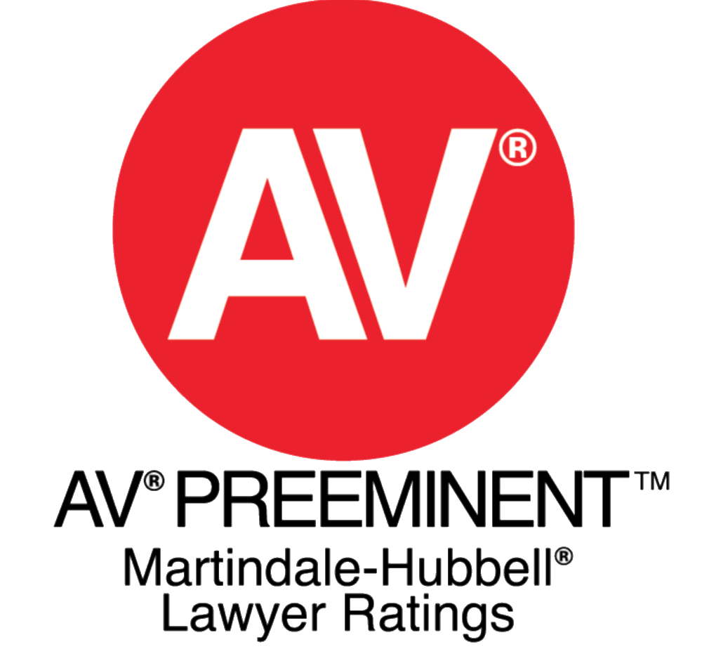 Av Rated Lawyer - Martindale-Hubbell