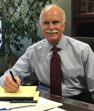 Jim Mills, Personal Injury Lawyer, Dallas, TX